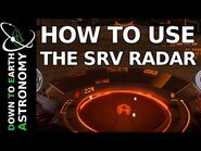 HOW TO USE THE SRV SCANNER - RADAR