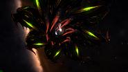 Thargoid Interceptor Medusa Variant
