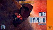 The Type-6 Transporter Elite Dangerous