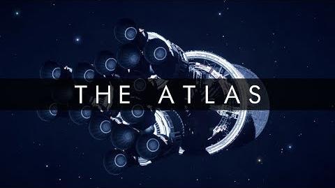 Elite Dangerous - The Atlas Generation Ship The Missing
