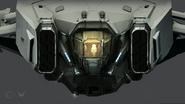 Beyond Chieftain cockpit