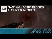 Sagittarius Eye Bulletin - Sag* Galactic Record has been broken