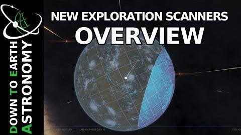 New Exploration mode (FSS) Overview Elite Dangerous Beta