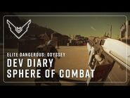 Elite Dangerous- Odyssey - The Road to Odyssey Part 3 - The Sphere of Combat