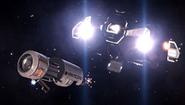 Pharmaceutical-Isolator-Space-Ship