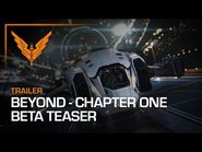 Beyond - Chapter One - Beta Announcement