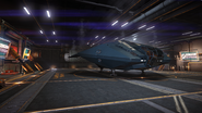 Asp Scout Docked