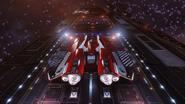 Fleet Carrier and Mamba