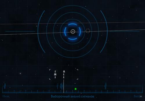 Сканер-детектор FSS настройка частоты