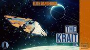 The Mk2 Krait Elite Dangerous