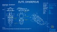 Federal Gunship-blueprint