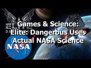 What NASA & Elite Dangerous Have In Common