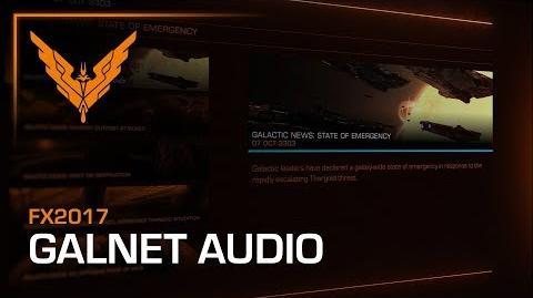 GalNet News Audio - Elite Dangerous - ESRB Teen
