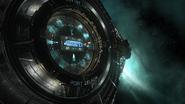 Elite-Dangerous-Space-Station-Coriolis-Closeup