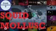 Formorian Squid Mollusc - Codex Tour