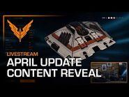 April Update - Content Reveal