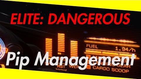Elite Dangerous Combat Guide (Episode Two Pip Management)
