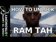How to unlock Ram Tah - Elite Dangerous