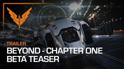 Elite Dangerous Beyond - Chapter One Beta Announcement