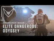 Elite Dangerous- Odyssey - Announcement Trailer