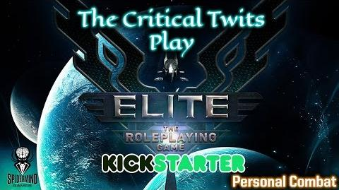 Elite Dangerous RPG Preview Pt2 Personal Combat