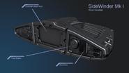 Construction Sidewinder back