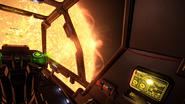 Rear DBX Cockpit Area