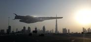 Majestic-Class-Interdictor-Ship-Scale-Dubai