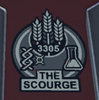 The Scourge decal