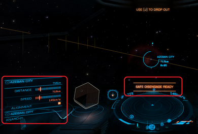 Supercruise safe disengage with target.png