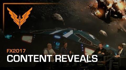 Elite Dangerous Frontier Expo 2017 Content Reveals