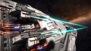 Huge-Beam-Lasers