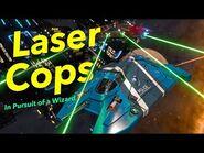 """Laser Cops """"In Pursuit of a Wizard"""" - Elite Dangerous"""