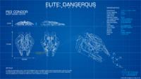 F63 Condor-blueprint