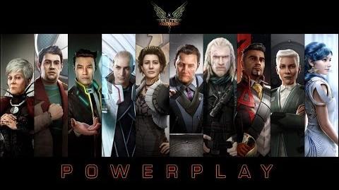 Elite Dangerous - Powerplay Launch Trailer