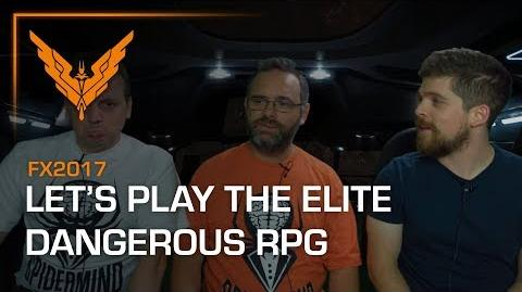 Rolling with Elite Dangerous RPG & Spidermind Games