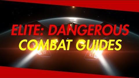 Elite Dangerous Combat Guide (Episode One Thruster Control)