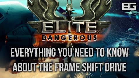 Frame Shift Drive