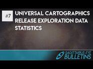 Sagittarius Eye Bulletin - New Exploration Statistics Released