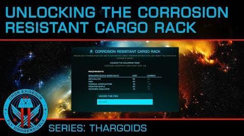 Tutorial- Unlocking the Corrosion Resistant Cargo Rack