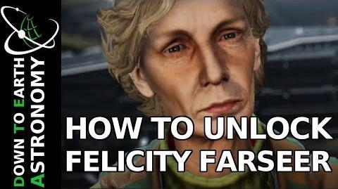 HOW TO UNLOCK FELICITY FARSEER