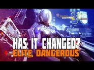 History and Development of Elite Dangerous - Has It Really Changed That Much?