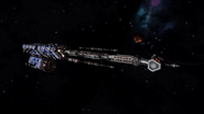Megaship Rescue Ship The Oracle