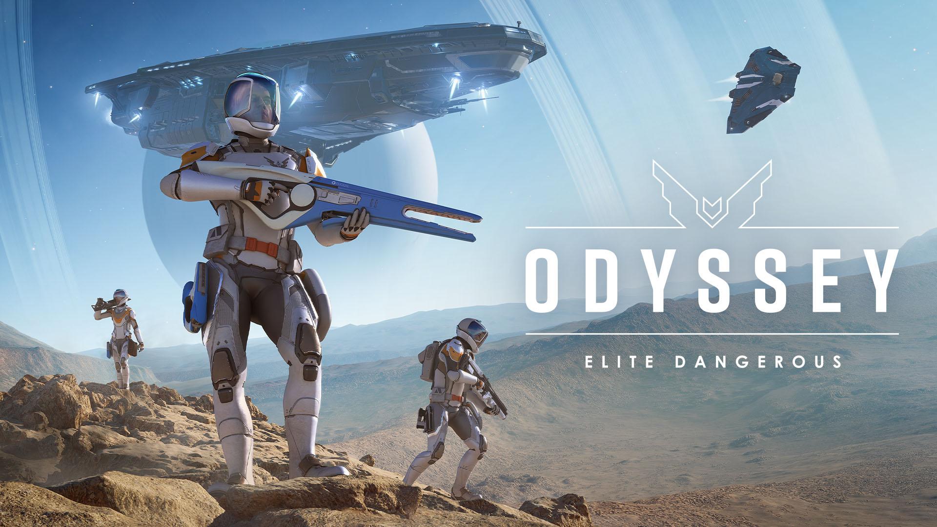 Elite Dangerous: Odyssey | Elite Dangerous Wiki | Fandom