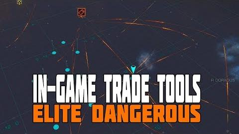 Elite Dangerous - How to Find a Profitable Trade Route