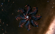 Thargoid Interceptor Medusa Variant 2