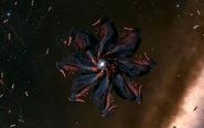 Thargoid Interceptor Medusa Variant 2