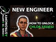 How to unlock Chloe Sedesi - Elite dangerous -August 2019-