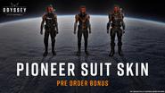 Pioneer Suit Skin