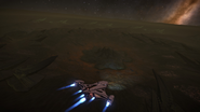 Thargoid Surface Site above 2